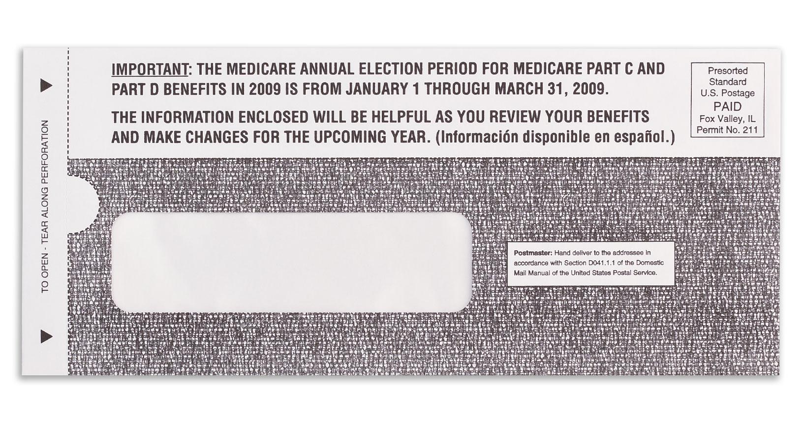 Perforation Envelope Example