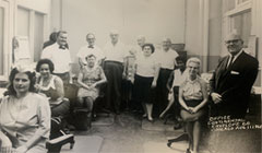 Sales and office staff, 1961